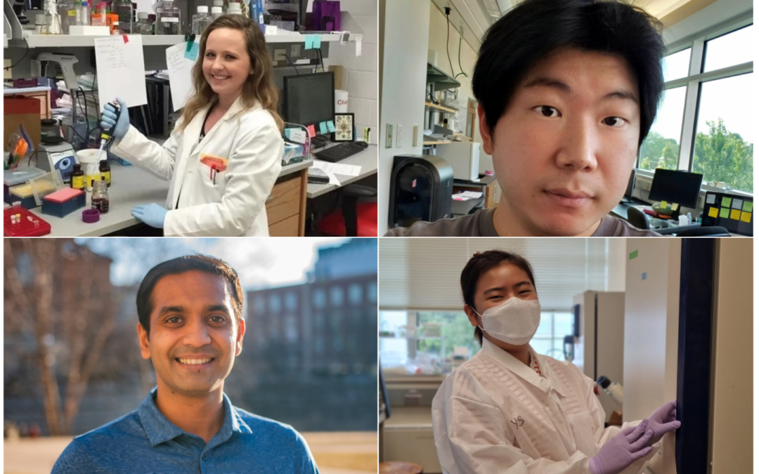 Illinois Students Earn CCIL Scholarships to Support Cancer Research