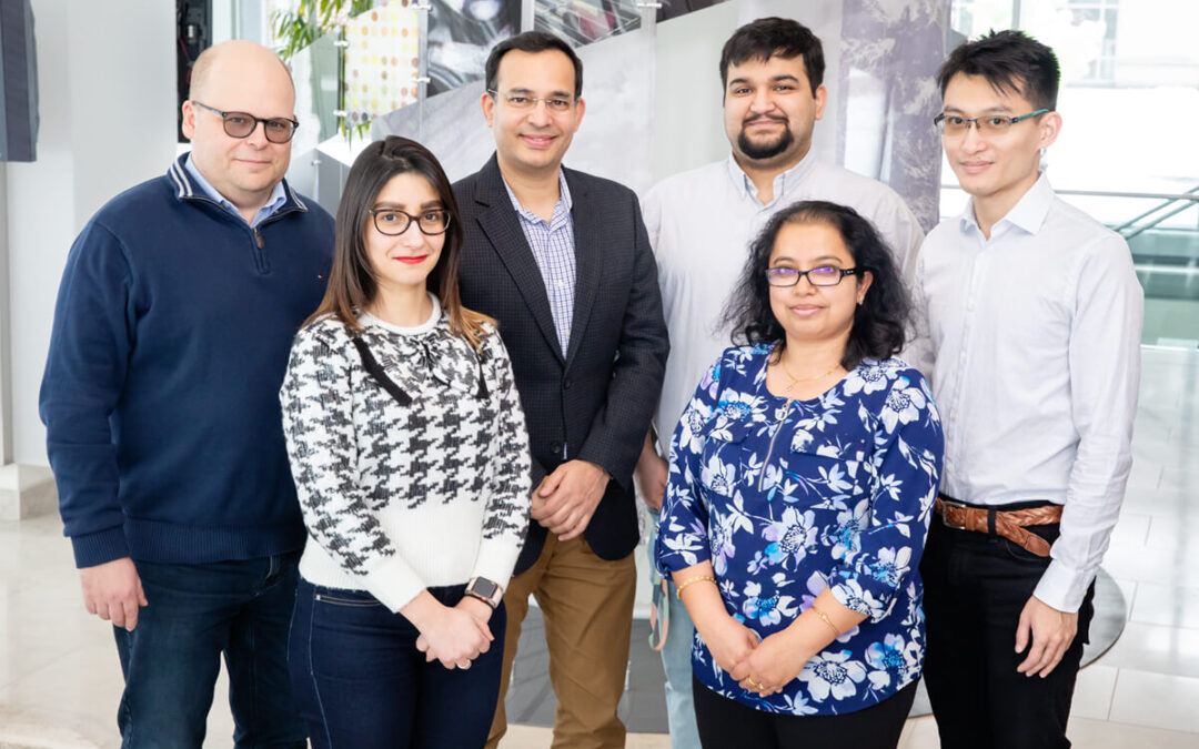 CCIL Members Publish Paper on Myotonic Dystrophy