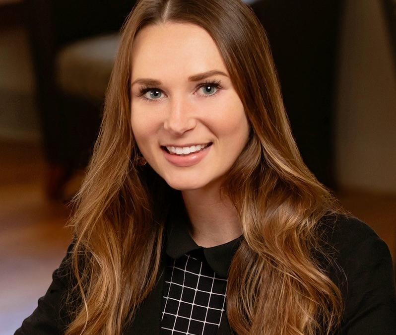 Student Spotlight: Sylvia Crowder
