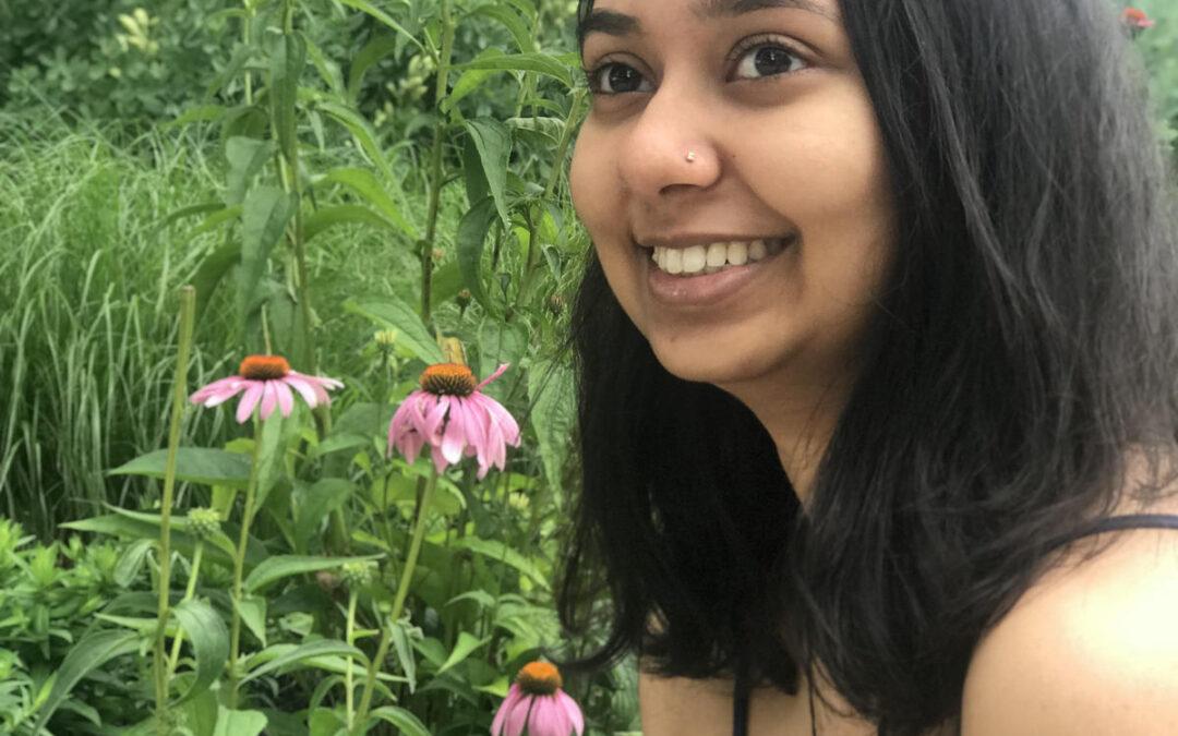 Student Spotlight: Drashti Sikligar