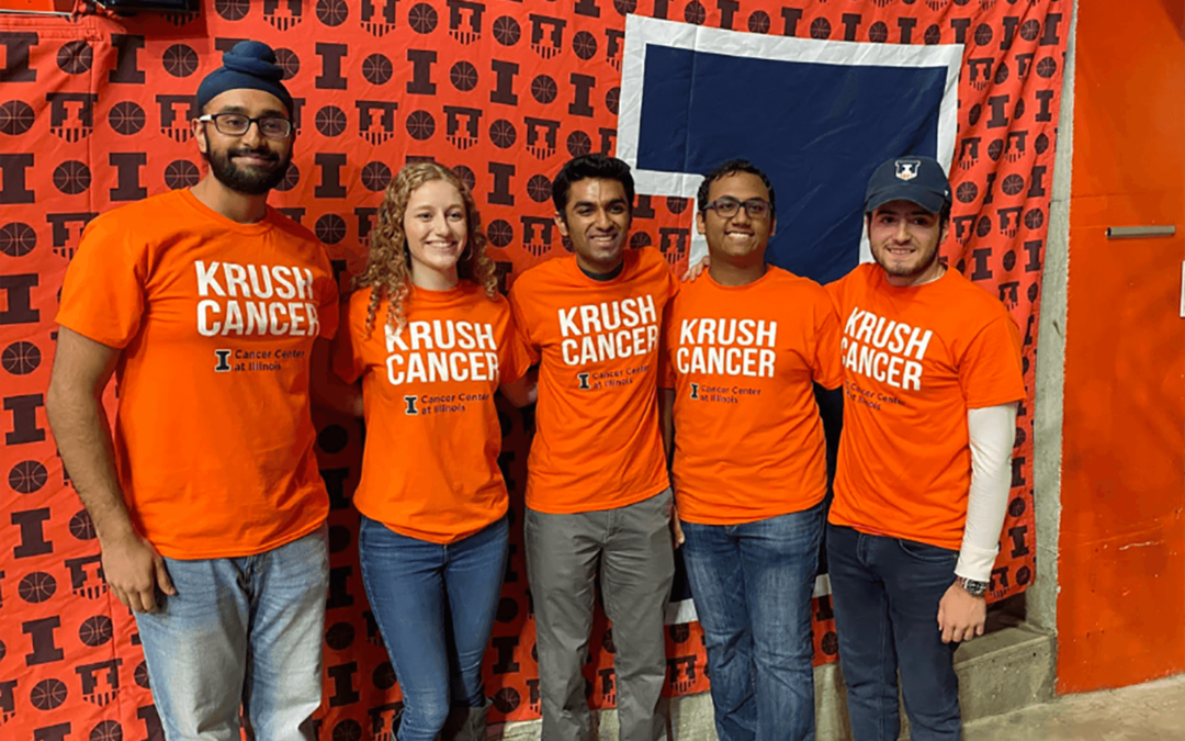 CCIL Student Ambassadors Share Motivation for Cancer Research and Advocacy