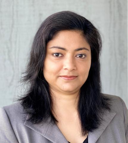 CCIL Welcomes New Employee: Nibedita Chakraborty