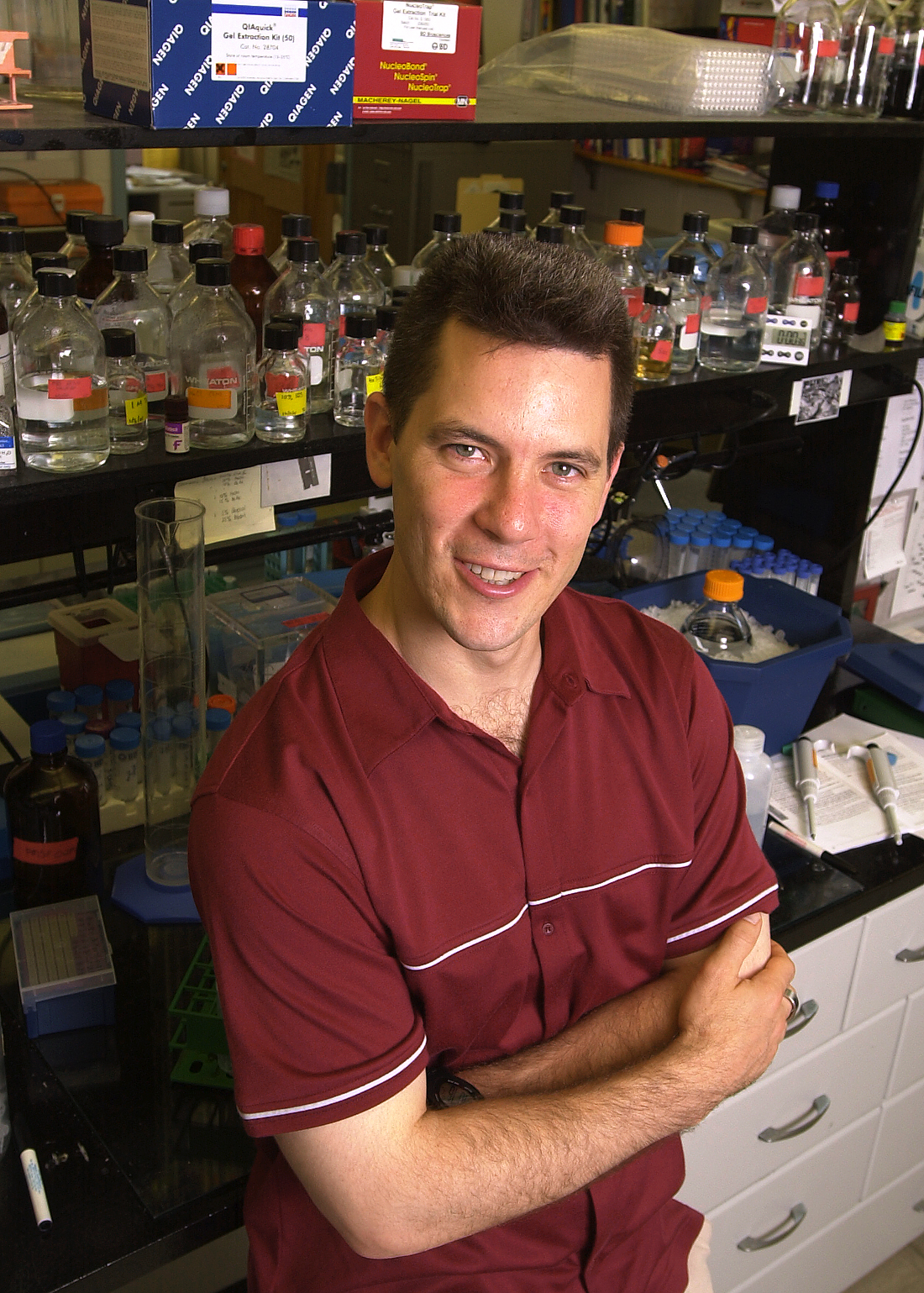 Image of Brian Freeman - Associate Professor of Cell and Developmental Biology