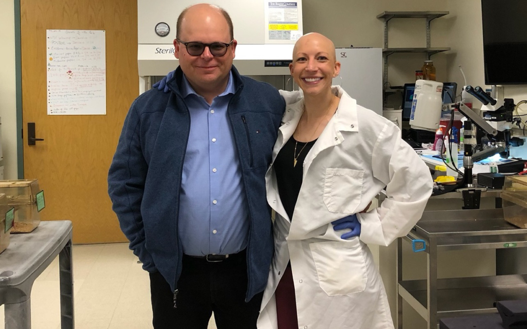 Catherine Applegate: CCIL Guest Blogger for Breast Cancer Awareness Month 2020