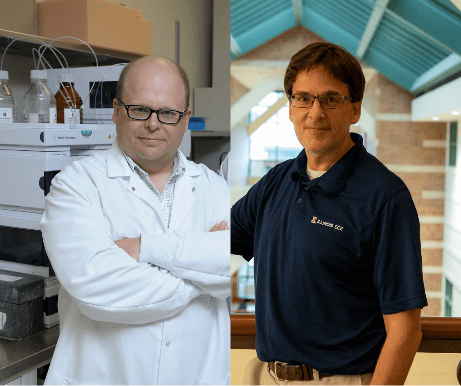 Carle Illinois Welcomes CCIL Researchers as Innovation Professors