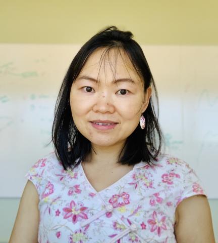 Image of Huimin Zhang