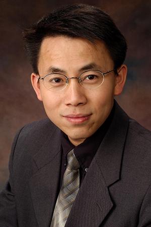 Jianjun Cheng Headshot