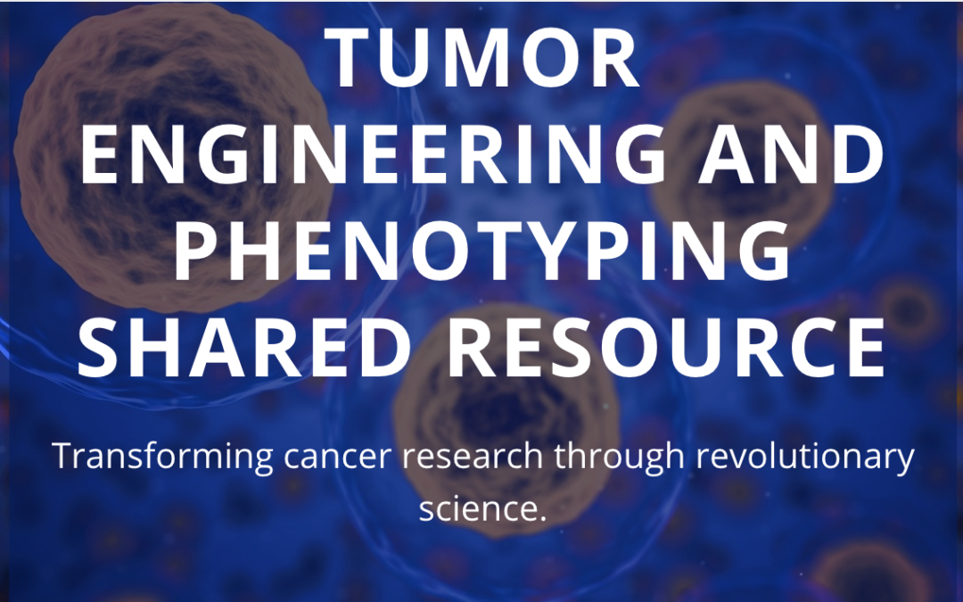 TEP Shared Resource Offering Discounted Rate for Nanosprint Analysis Through Oct. 31
