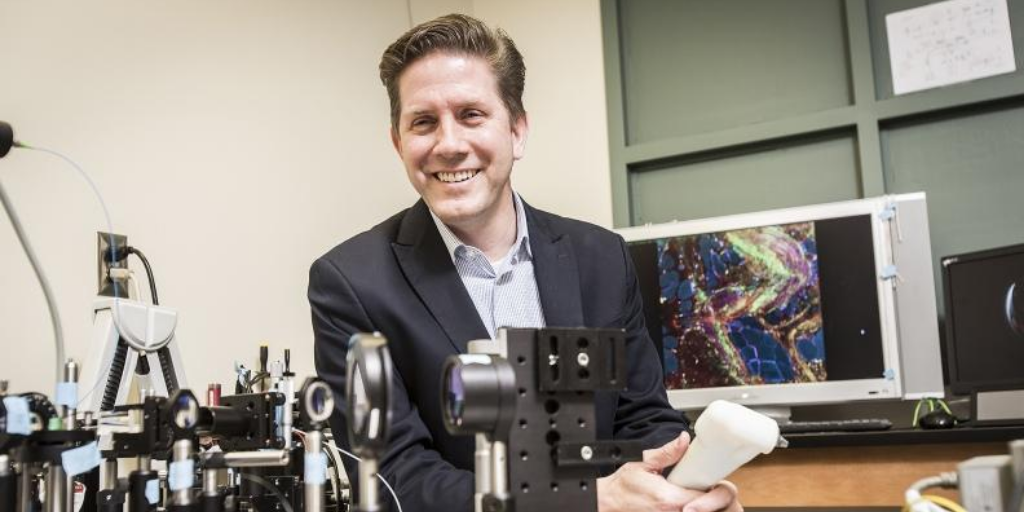 CCIL Member Appointed Grainger Distinguished Chair of Engineering