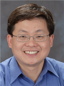 Kevin Chang headshot