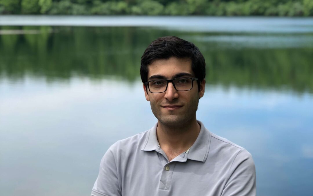 Student Spotlight: Amir Moghaddam