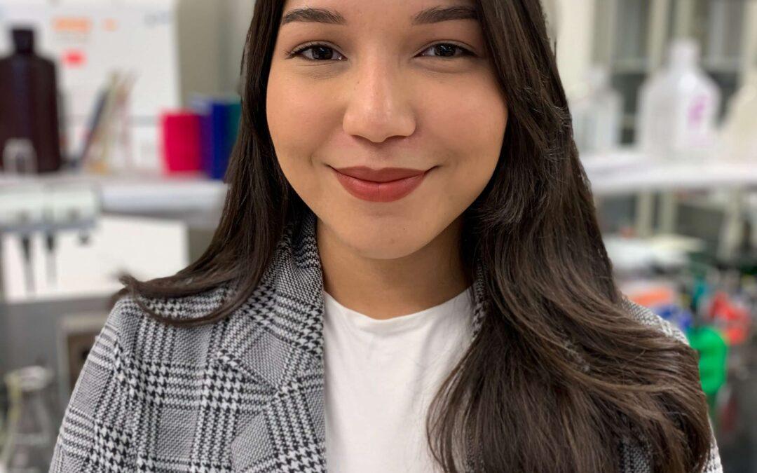 Student Spotlight: Ashlie Santaliz-Casiano