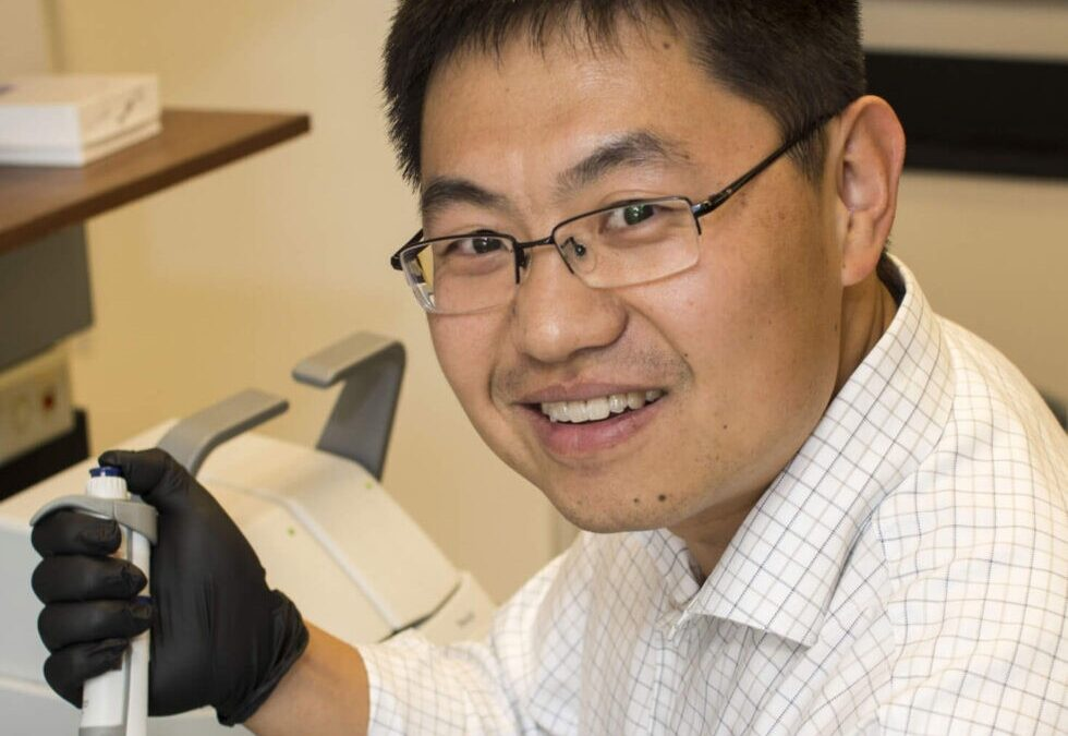 CCIL Researcher Uses Light to Control Cancer-Associated Protein Pathways