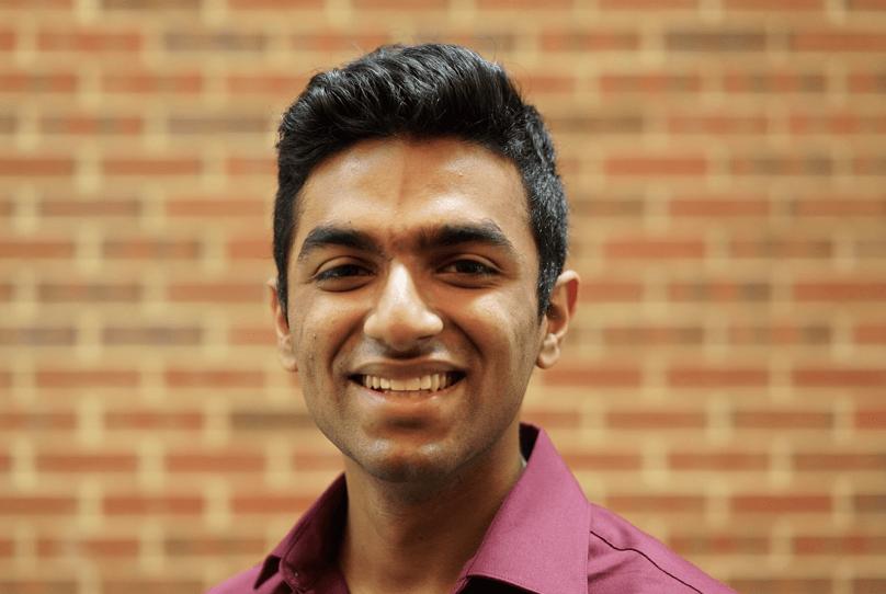 Student Spotlight: Tarun Nagarajan