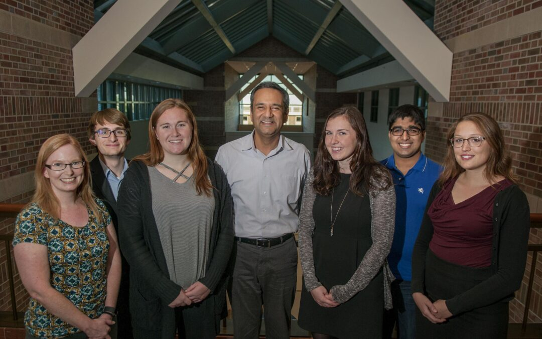 Now Seniors, First Cohort Of Cancer Scholars Set To Graduated