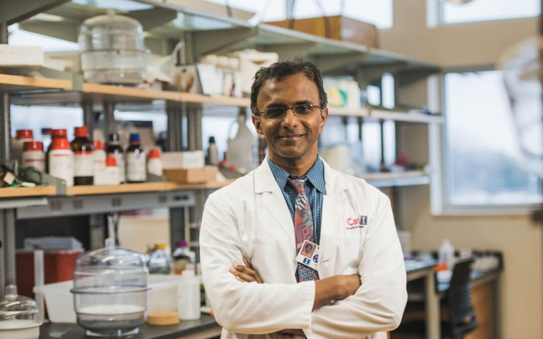 CCIL Bioengineer Named a Fellow of the Royal Society of Chemistry