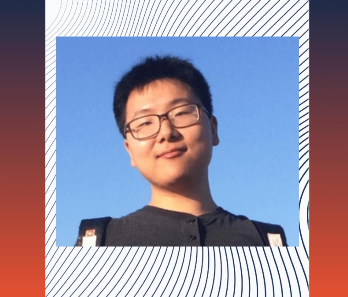 Student Spotlight Chenfei Hu