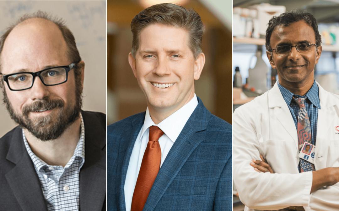 Three CCIL Scientists Named IAMBE 2021 Fellows