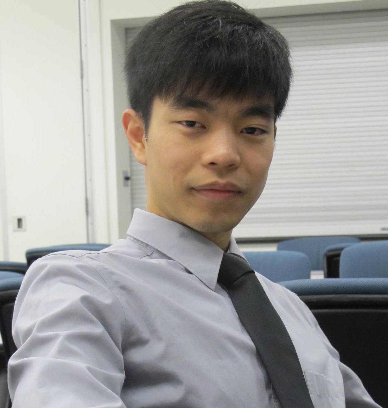 Headshot of CCIL associate member Nicholas Wu.