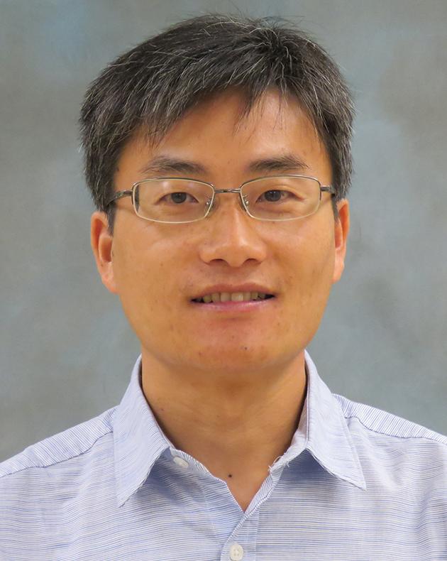 Headshot of CCIL associate member Bo Wang.