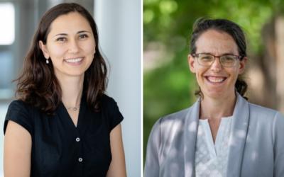 Zeynep and Rebecca Smith - Health Innovation Professors (1)