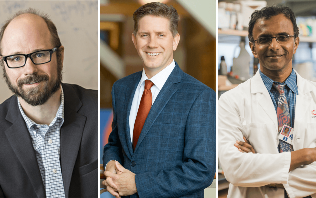 CCIL scientists named 2021 Fellows of the International Academy of Medical and Biological Engineering